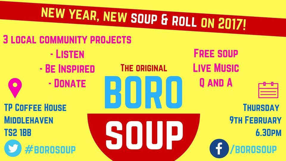 December Boro Soup